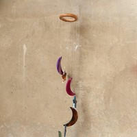 Moons And Stars Wind Chime