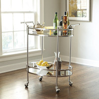 Freya Bar Cart | Ballard Designs