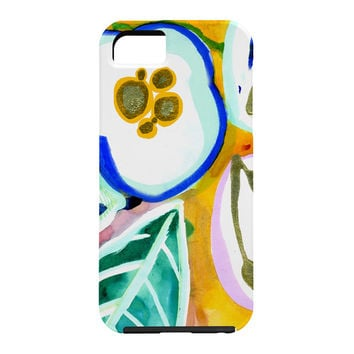 CayenaBlanca Painted Flowers Cell Phone Case