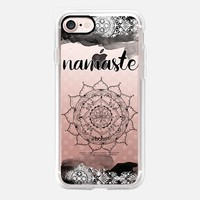 Namaste I iPhone 7 Capa by Li Zamperini Art | Casetify