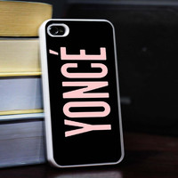 yonce by Beyonce iPhone 5S case,iphone 5 case,iphone 4 case,iphone 4S case,iPhone 5C case,Samsung s3 case,samsung s4 case