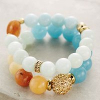 Printemps Bracelets by Anthropologie in Assorted Size: One Size Bracelets