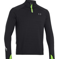 Under Armour Men's Stealth Storm Quarter Zip Running Jacket - Dick's Sporting Goods
