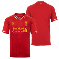 Liverpool Jersey Home  2013 2014