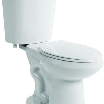 PREMIER SELECT® DUAL FLUSH ALL-IN-ONE ELONGATED COMFORT HEIGHT TOILET WITH PLASTIC SEAT
