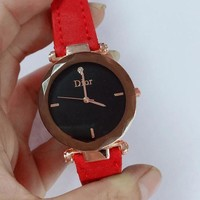 Dior Stylish Stylish Quartz Watch for Men and Women F