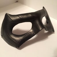 Canary Mask - Arrow TV Show - Superhero Leather Mask