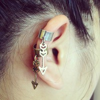 Arrow Ear Cuff from Papers & Peonies