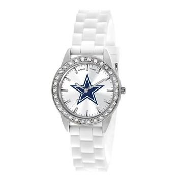 Ladies NFL Dallas Cowboys Frost Watch