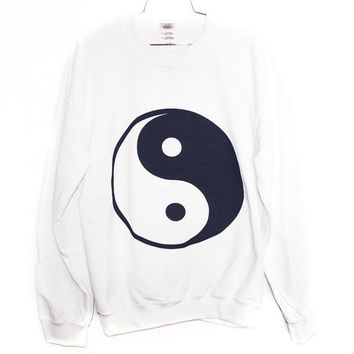 The Ying Yang Sweatshirt (Select Size)