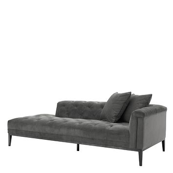 Gray Sofa Right | Eichholtz Cesare