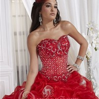 Quinceanera Collection by House of Wu 26723 | Quinceanera Dresses | Quince Dresses | Dama Dresses | GownGarden.com
