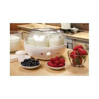 Digital Timer Electric Automatic Frozen Homemade Yogurt Ice Cream Maker Machine