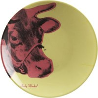 Cow Appetizer Plates - Andy Warhol