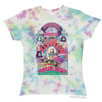 Led Zeppelin - Electric Magic Juniors Womens T Shirt on Sale for $23.95 at HippieShop.com
