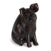Farm Pig Figurine