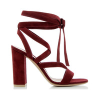 GIANVITO ROSSI GIANVITO ROSSI JANIS HIGH SANDALS