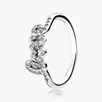 Women's PANDORA 'Signature of Love' Ring