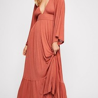 Moon Walkin' Maxi Dress