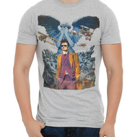 Doctor Who Tenth Doctor Comic Cover T-Shirt