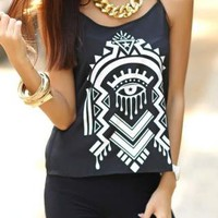 Evil Eye Cami Top