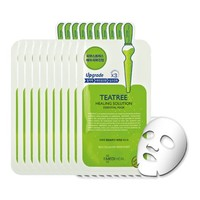 MEDIHEAL Teatree Care Solution Essential Mask, Pack of 10 - Walmart.com