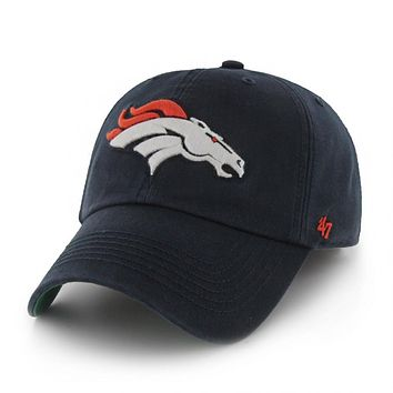 Denver Broncos - 2014 Logo Franchise Fitted Baseball Cap
