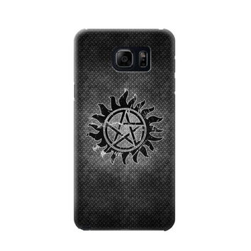 P2816 Supernatural Antidemonpos Symbol Phone Case For Samsung Galaxy S6 edge plus