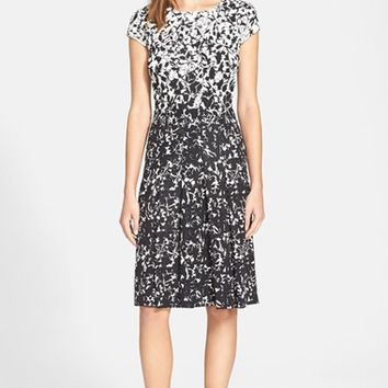 Women's Tory Burch 'Sophia' Print A-Line Dress,