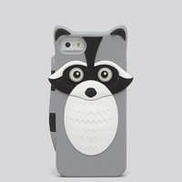 kate spade new york iPhone 5/5s Case - Silicone Raccoon