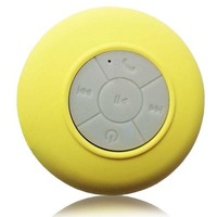 FRESHeTECH Splash Shower Tunes - Yellow