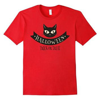 Happy Halloween Holiday T-shirt - Trick or Treat
