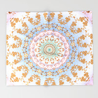 Do you still believe in fairy tales? Throw Blanket by Octavia Soldani | Society6