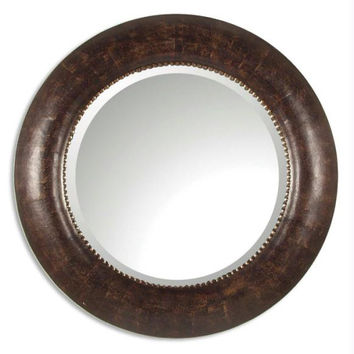 Wall Mirror - Round Beveled