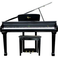 Robson® Digital Mini Grand Piano with Bench