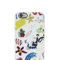 Marc Jacobs Collage Print iPhone Case - Marc Jacobs