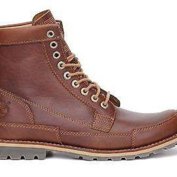 "Timberland Earthkeepers Mens Original 6"" Boot Brown FG A12E7"