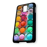 Watercolor Set Samsung Galaxy S5 Case