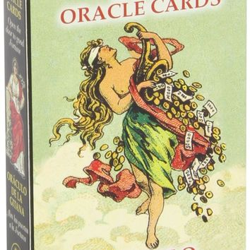Gypsy Oracle Cards CRDS