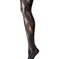 Wolford Camouflage Tights Black/Silver - Zappos.com Free Shipping BOTH Ways