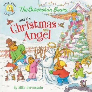 The Berenstain Bears and the Christmas Angel - Walmart.com
