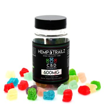 Hemp Trailz CBD Gummies