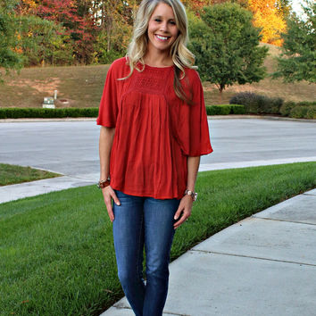 Casually Chic Blouse