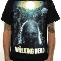 ROCKWORLDEAST - The Walking Dead, T-Shirt, Struzan Poster