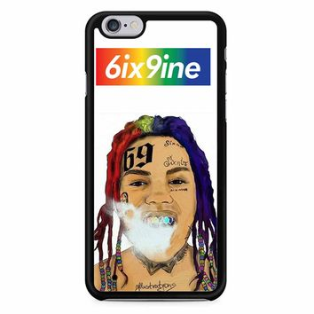 Tekashi69 6Ix9Ine iPhone 6 Case
