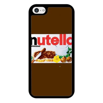 Nutella Bottle iPhone 5/5S/SE Case