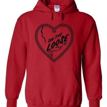"Niall Horan ""On The Loose Heart"" Hoodie Sweatshirt"
