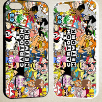 Cartoon Network F0057 iPhone 4S 5S 5C 6 6Plus, iPod 4 5, LG G2 G3, Sony Z2 Case