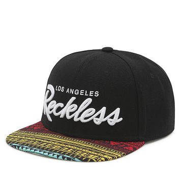 Young & Reckless OG Reckless Snapback Hat from PacSun ...