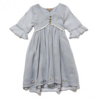 Grey Tea Dress
